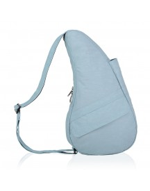 The Healthy Back Bag The Classic Collection Textured Nylon S Glacier Blue afbeelding
