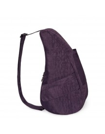 The Healthy Back Bag The Classic Collection Textured Nylon S Plum afbeelding
