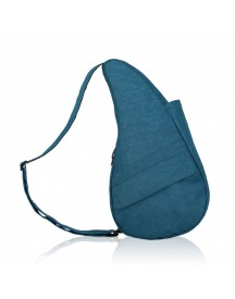 The Healthy Back Bag The Classic Collection Textured Nylon S Turkish Blue afbeelding