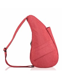The Healthy Back Bag The Classic Collection Textured Nylon S Tuscan Red afbeelding