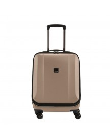Titan Xenon Deluxe Business Wheeler Trolley Champagne afbeelding