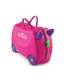 Trunki Ride-on Kinderkoffer Trixie afbeelding