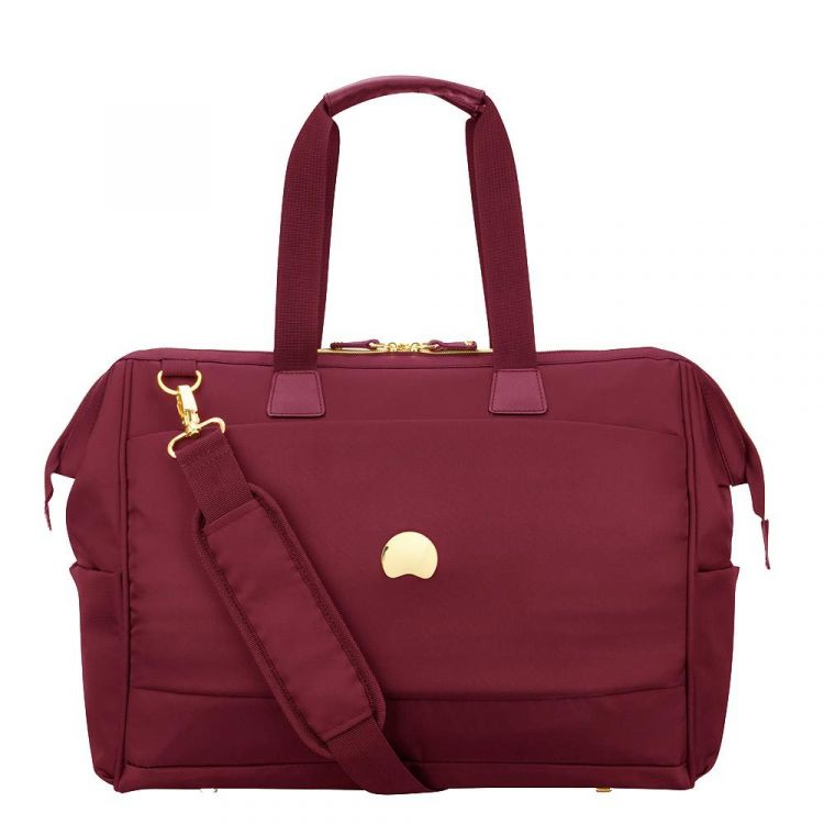 Image Delsey Montrouge Reporter Bag Red