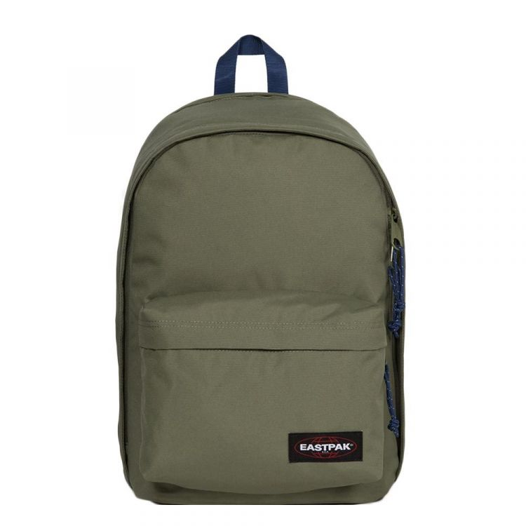 Image Eastpak Back To Work Rugzak Khaki-blue