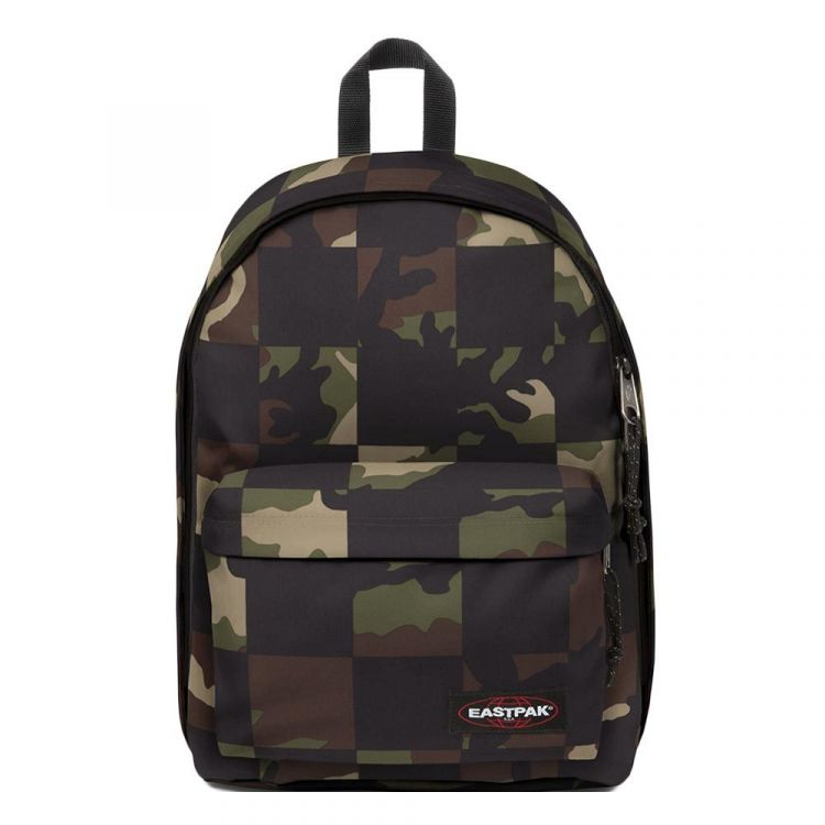 Image Eastpak Out Of Office Rugzak Camopatch Black
