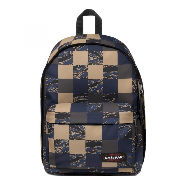 Image Eastpak Out Of Office Rugzak Camopatch Navy