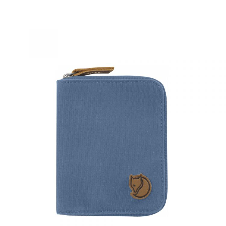 Image Fjallraven Accessories Zip Wallet Blue Ridge