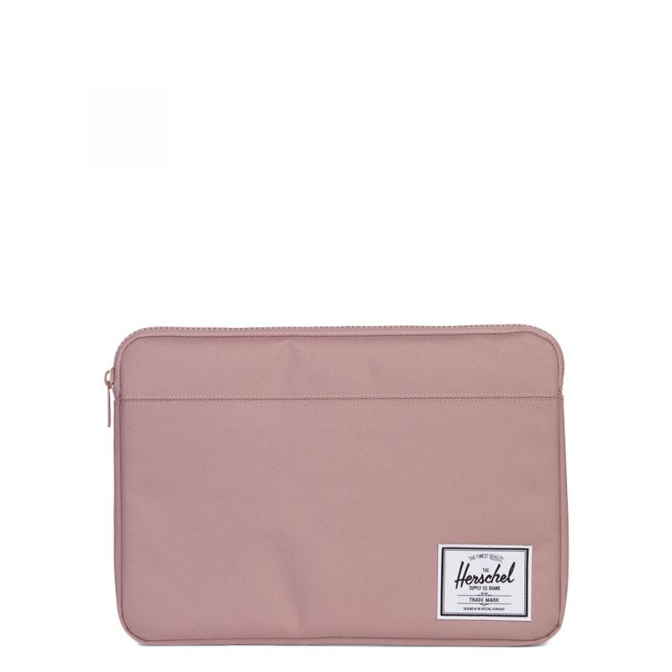Image Herschel Supply Co. Anchor Laptop Sleeve 13'' Ash Rose Laptopsleeve