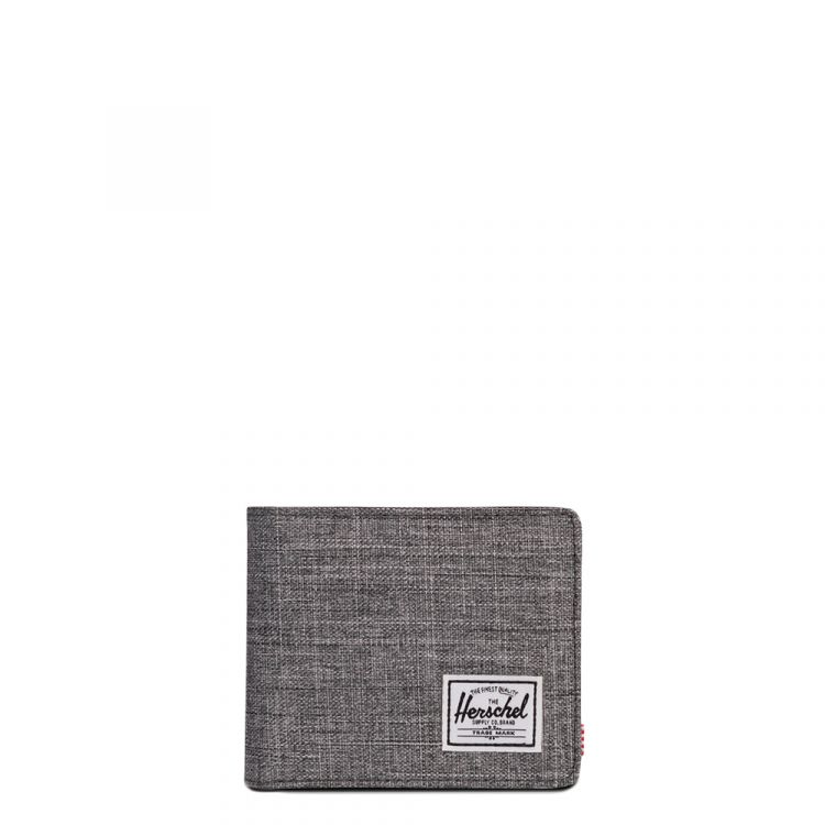 Image Herschel Supply Co. Hank Pashouder Rfid Raven Crosshatch / Black