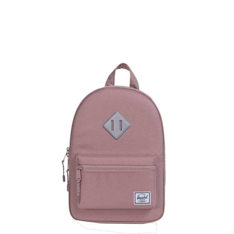 Image Herschel Supply Co. Heritage Kids Kids Rugzak Ash Rose / Silver Reflective