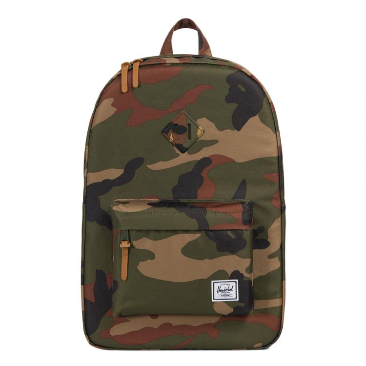 Image Herschel Supply Co. Heritage Rugzak Woodland Camo