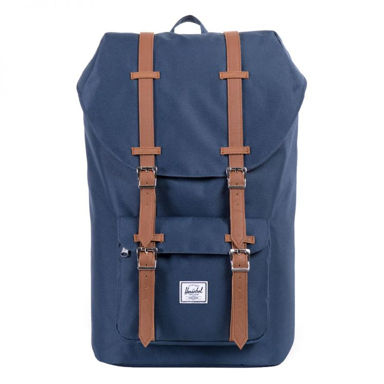 Image Herschel Supply Co. Little America Rugzak Navy / Tan