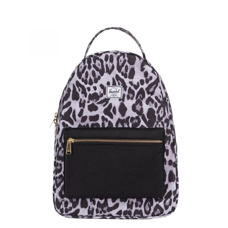 Image Herschel Supply Co. Nova Mid-volume Rugzak Snow Leopard / Black