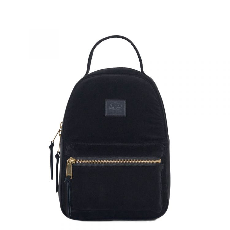 Image Herschel Supply Co. Nova Mini Rugzak Corduroy Black Rugzak