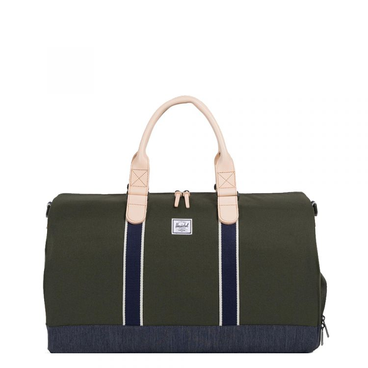 Image Herschel Supply Co. Novel Duffle Forest Night / Dark Denim Weekendtas