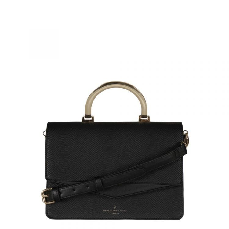 Image Pauls Boutique Albion Delilah Shoulder Bag Black