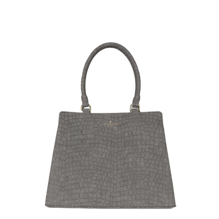Image Pauls Boutique Lavenham Suki Top Handle Bag Grey
