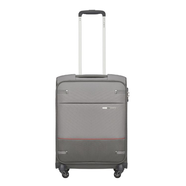 Image Samsonite Base Boost Spinner 55 Length 40 Grey Zachte Koffer