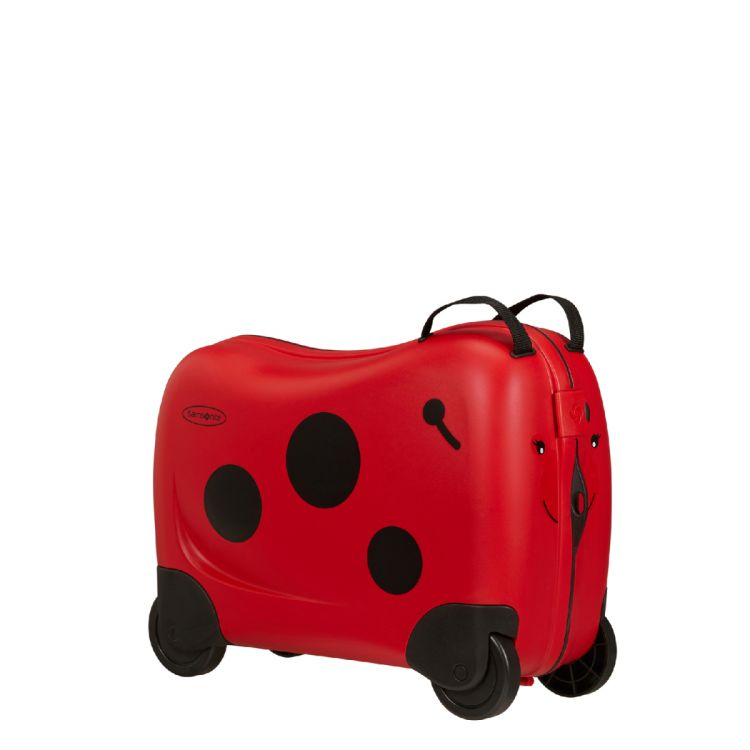 Image Samsonite Dream Rider Suitcase Ladybird L.