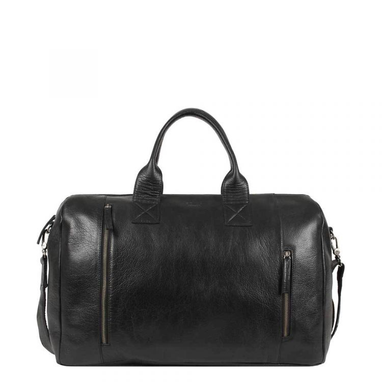 Image Still Nordic Clean Weekend Bag Black Weekendtas