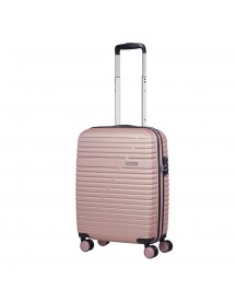 American Tourister Aero Racer Spinner 55 Rose Pink Harde Koffer afbeelding