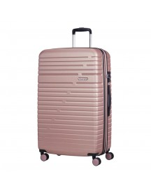 American Tourister Aero Racer Spinner 79 Expandable Rose Pink Harde Koffer afbeelding