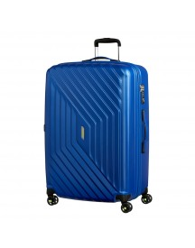 American Tourister Air Force 1 Spinner 76 Exp Insignia Blue Harde Koffer afbeelding