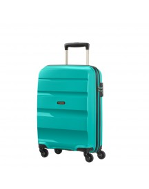 American Tourister Bon Air Spinner S Strict Deep Turquoise Harde Koffer afbeelding