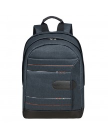 American Tourister Sonicsurfer Laptop Backpack 15.6'' Jeans afbeelding