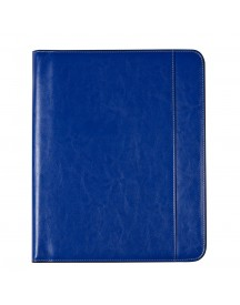Brepols Palermo Luxe Map A4 Royal Blue afbeelding