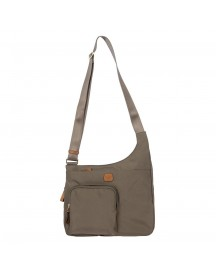 Bric's X-bag Hipster Crossbody Mud afbeelding
