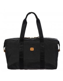 Bric's X-bag Holdall Medium Black Weekendtas afbeelding