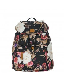 Bric's X-travel Backpack Flowers Rugzak afbeelding
