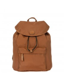Bric's X-travel Backpack Rust Rugzak afbeelding