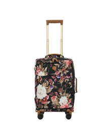 Bric's X-travel Cabin Trolley 55 Flowers Zachte Koffer afbeelding