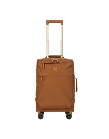 Bric's X-travel Cabin Trolley 55 Rust Zachte Koffer afbeelding
