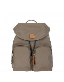 Bric's X-travel City Backpack Piccolo Mud Rugzak afbeelding
