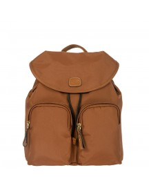 Bric's X-travel City Backpack Piccolo Rust Rugzak afbeelding