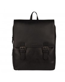 Burkely On The Move Backpack Black afbeelding