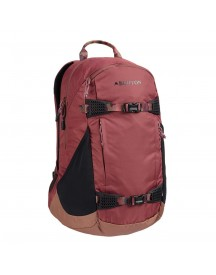 Burton Wms Day Hiker Rugzak 25l Rose Brown Flt Satin afbeelding
