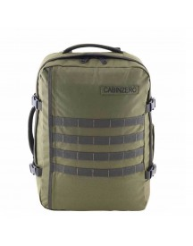 Cabinzero Military 36l Lightweight Cabin Bag Military Green Weekendtas afbeelding