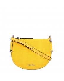 Calvin Klein Arch Small Saddle Bag Sunflower afbeelding