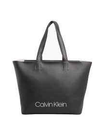 Calvin Klein Collegic Shopper Black afbeelding