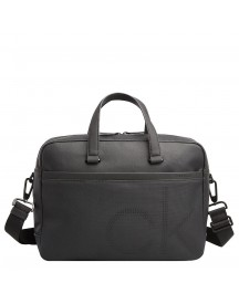 Calvin Klein Point Laptop Bag Black afbeelding