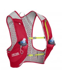 Camelbak Run-walk Nano Vest S Red / Lime Rugzak afbeelding