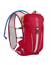 Camelbak Run-walk Octane 10 Red / Lime Rugzak afbeelding