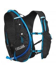 Camelbak Run-walk Ultra 10 Vest Black / Blue Rugzak afbeelding