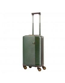Carryon Bling Bling Trolley 55 Green Gold Harde Koffer afbeelding