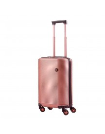 Carryon Bling Bling Trolley 55 Rose Gold Harde Koffer afbeelding