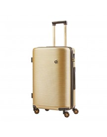 Carryon Bling Bling Trolley 66 Champagne Harde Koffer afbeelding